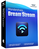 Wondershare Dream Stream, transfer PC HD Movie to TV with ChromeCast - box