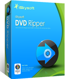 iSkysoft DVD Ripper Software, Best DVD Ripper - box