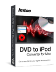 ImToo DVD to iPod Converter for Mac, Convert DVD to iPod Mac - box
