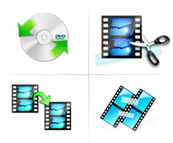 iSkysoft DVD Ripper Software, Best DVD Ripper - Editing