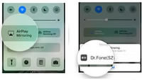 iphone screen recorder - Mirroring