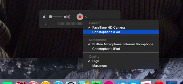 Capture iPhone Screen on Mac - christopher