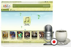 Streaming Audio Recorder, Record audio from internet - Automatically recording