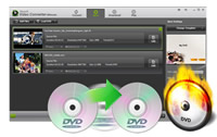 iSkysoft Video Converter Ultimate - Convert, burn DVD