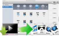 Mac Youtube Downloader, Youtube Downloader for Mac - convert online Video and audio